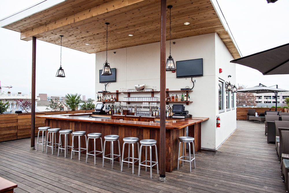 Celebrate Your Next Event at Stars Rooftop & Grill Room